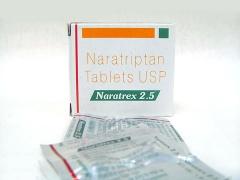 Naratrex 2.5 mg birth control